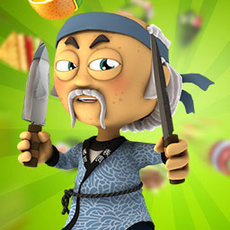 Youda Sushi Chef 2 - Put your time management skills to the test in Youda Sushi Chef 2! It's tasty! - logo