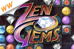 Become a 'Zen Master' by mixing, matching, and meditating your way through all the gems your 'chi' can handle in Zen Gems - a Cash Game!