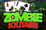Brain-devouring zombies are overrunning the city!  The only way to escape is by puzzling your way to safety in Zombie Solitaire!