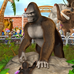 Zoo Empire - Experience the wild world of running a zoo in Zoo Empire! - logo
