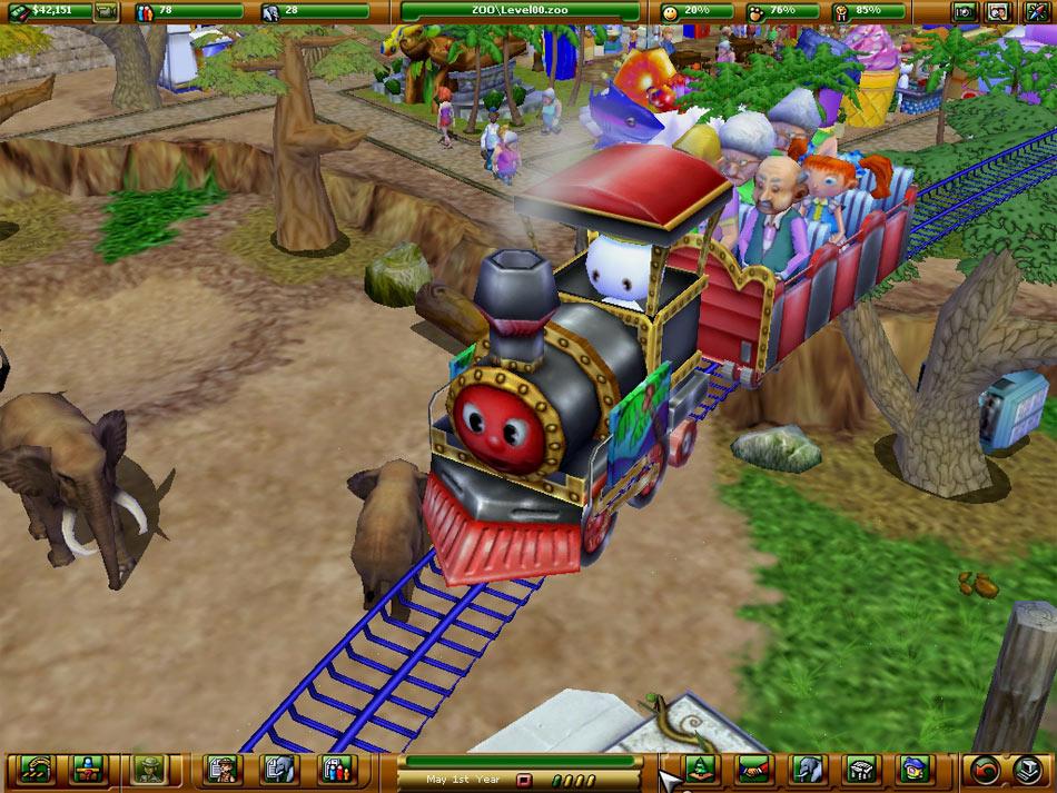 Zoo Empire screen shot