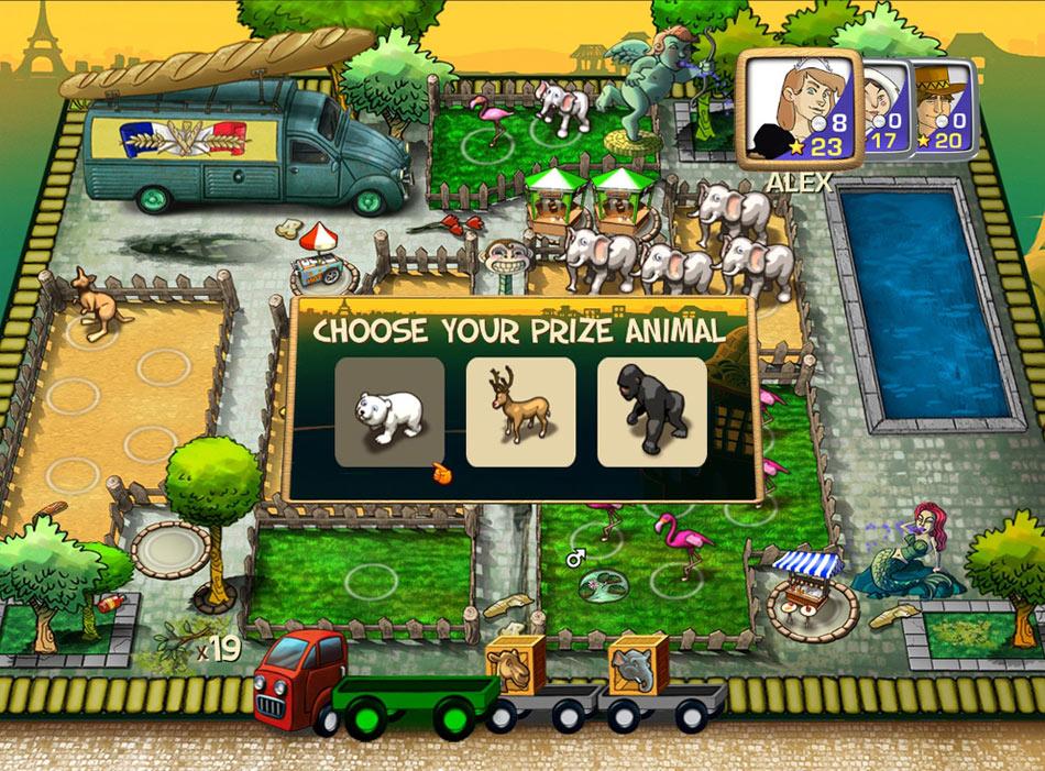 Zooloretto screen shot
