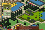 Screenshot of Zoo Park Simulator