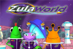 Visit ZulaWorld.com, where you can fly spaceships, play games, and more!