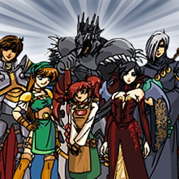 Adventure Quest - Create and train up to 5 characters in the world of Lore for free! - logo