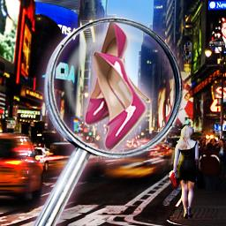 A Girl in the City -  - logo