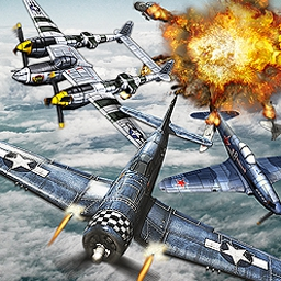 Air Attack HD - Air Attack HD is an award winning top-down air combat shooter with stunning 3D graphics, great audio, effects and awesome gameplay. - logo