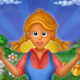 Alice Greenfingers - Will Alice reach her goal of becoming a well-respected grocery seller? - logo
