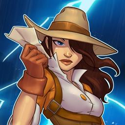Alicia Quatermain: Secrets of the Lost Treasures Collectors - Will Alicia Quatermain be able to unravel her family's mysterious past and find the treasure? - logo