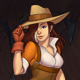 Alicia Quatermain: Secrets Of The Lost Treasures - Play Alicia Quatermain: Secrets Of The Lost Treasures and help Alicia at her amazing world tour! - logo
