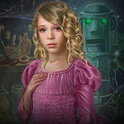 Amulet of Dreams - Your childhood friend, the secret queen of the Magic Kingdom, needs your help in Amulet of Dreams, a hidden object game. - logo