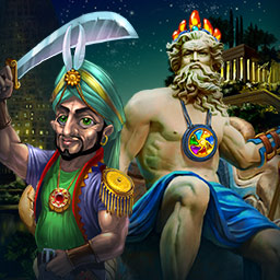 Ancient Adventures Double Pack - With the Ancient Adventures Double Pack, you'll go on two amazing Match 3 quests! - logo
