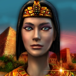 Annabel - Help Annabel save her beloved Akhenaten and restore order to Egypt! - logo