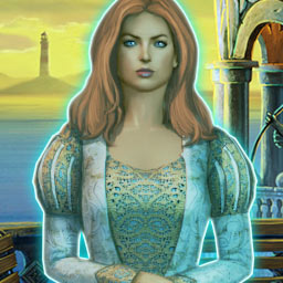 Ashley Clark: Secret of the Ruby - Who, or what, is behind a string of strange kidnappings? Find out in the hidden object game Ashley Clark: Secret of the Ruby. - logo