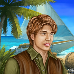 Atlantic Journey: The Lost Brother - Atlantic Journey: The Lost Brother is an exciting hidden object adventure. Join Mia and her uncle on a round-the-world trip to find her brother! - logo