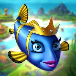 Atlantic Quest 3 - Save the seas in the match 3 game Atlantic Quest 3! - logo