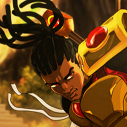 Aurion: Legacy of the Kori-Odan - Aurion is an epic action RPG set in a wonderful African Fantasy world with a unique, open and dynamic fighting gameplay. - logo