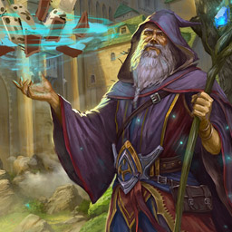 Avalon Legends Solitaire 2 - Put the cards in the right order to cast powerful spells in Avalon Legends Solitaire 2. - logo