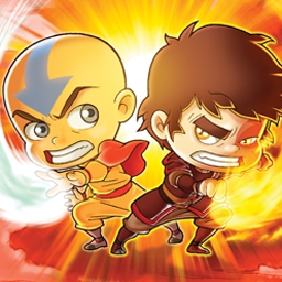 Avatar: Path of Zuko - Battle the Fire Nation to regain your honor in Avatar: Path of Zuko!  Complete 18 missions from Zuko's perspective. - logo