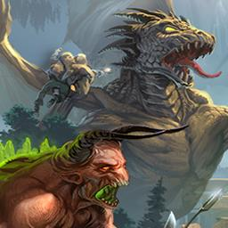 Battle of Beasts - Conquer territories in the fantastical, role-playing world of Battle of Beasts! - logo