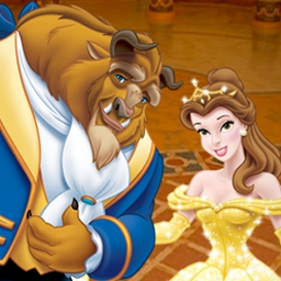 Beauty and the Beast: Follow My Lead - In Beauty and the Beast: Follow My Lead, Beast needs your help to be a good dance partner for Belle. - logo