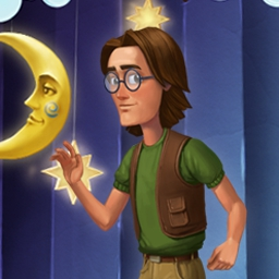 Bedtime Stories: The Lost Dreams - Bedtime Stories: The Lost Dreams is a fun hidden object adventure with four different chapters. Change unhappy pasts to affect the present! - logo