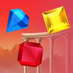 Cash Tournaments - Bejeweled® Blitz: Rubies and Riches - Discover all-new ways to play the world's #1 puzzle game in Bejeweled® Blitz: Rubies and Riches. Compete against opponents for prizes! - logo