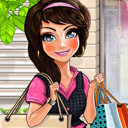 Bella Design - Fashionistas - open your own boutique in Bella Design, a time management game! - logo