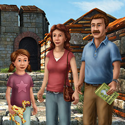 Big City Adventure: Istanbul - Visit the ancient city of Istanbul in the hit Big City Adventure series! Search for hidden objects and collect 60 fascinating postcards. - logo