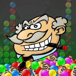 Cash Tournaments - Big Money - Get rich by collecting as many coins as you can in Big Money - a cash game! - logo