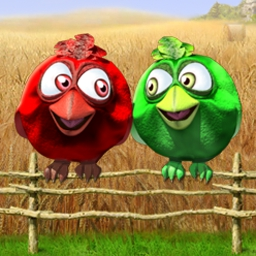 Birds on a Wire - Can you resist the birds' infused laughter and charm? - logo