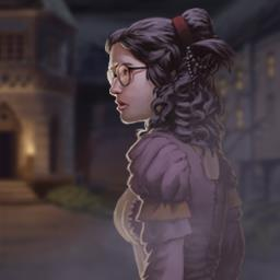 Black Home - Solve the mystery of the Monastery and save your loved one in the role-playing game Black Home. - logo