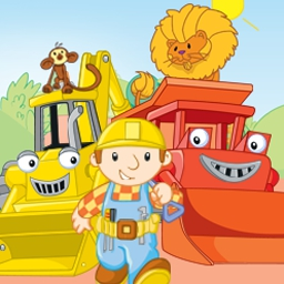Bob the Builder Can-Do-Zoo - Play along and help Bob the Builder build the Bobland Bay Zoo! - logo