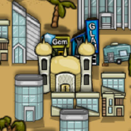 Boom Town! Deluxe - Become the greatest mining tycoon of all time. An explosive combination of mining sim and city builder. - logo
