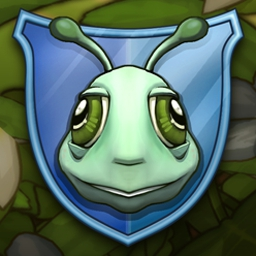 BugBits - Help the insects of the world battle for peace and prosperity in Bugbits! - logo
