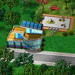 Build-a-lot 2 - Become a real estate mogul in hit sequel Build-a-lot 2: Town of the Year! - logo
