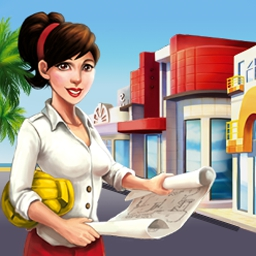 Build It - Miami Beach Resort - Build It - Miami Beach Resort lets you build Miami from the 1920s to now! - logo