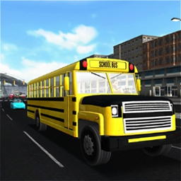 Bus Driver - Bus Driver lets you drive 12 realistic buses in interactive traffic! - logo