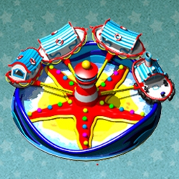 Carnival Mania - Plan, build and run the best amusement park ever in Carnival Mania! - logo