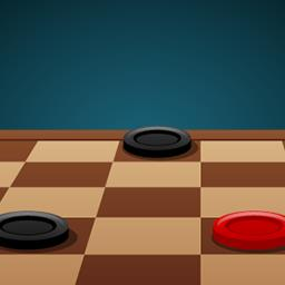 Casual Checkers - Play the classic checkers game. Plan your moves, and try to outsmart the computer. - logo
