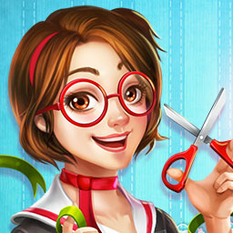 Cathy's Crafts Platinum Edition - The time management game Cathy's Crafts Platinum Edition has 60 levels! - logo