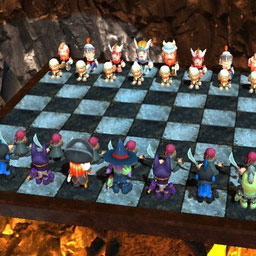 Chess Knight 2 - Chess Knight 2 is the classic board game of Chess reimagined for the casual gamer looking to learn and to grow with the most popular game in history. - logo