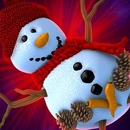Chicken Invaders 5 Christmas Edition -  - logo