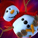 Chicken Invaders 5 Christmas Edition - logo