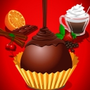 Chocolatier - Decadence by Design - logo