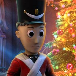 Christmas Stories: Hans Christian Andersens Tin Soldier -  - logo