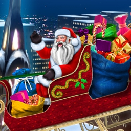 Christmas Wonderland 2 - Christmas Wonderland 2 features festively-themed hidden object scenes and hours of fun for the whole family, no matter what the season! - logo