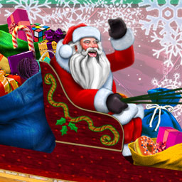 Christmas Wonderland 5 - Christmas Wonderland 5 makes the season merry with hidden object scenes, minigames and puzzles! - logo