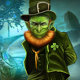 Chronicle Keepers: The Dreaming Garden - To save your mother, you must enter a parallel universe through a hidden door in Chronicle Keepers: The Dreaming Garden, a hidden object game. - logo