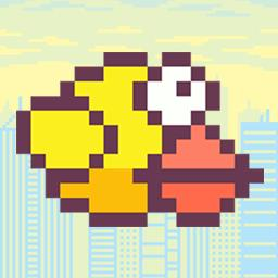 Chubby Birds - Help Chubby Birds fly! This fun, FREE game has one simple mechanic. - logo